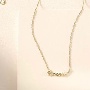 Stella & Dot Mama Necklace